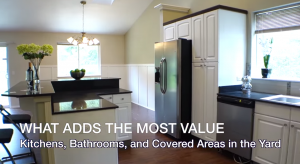 What Renovations Add the most Value to your Home