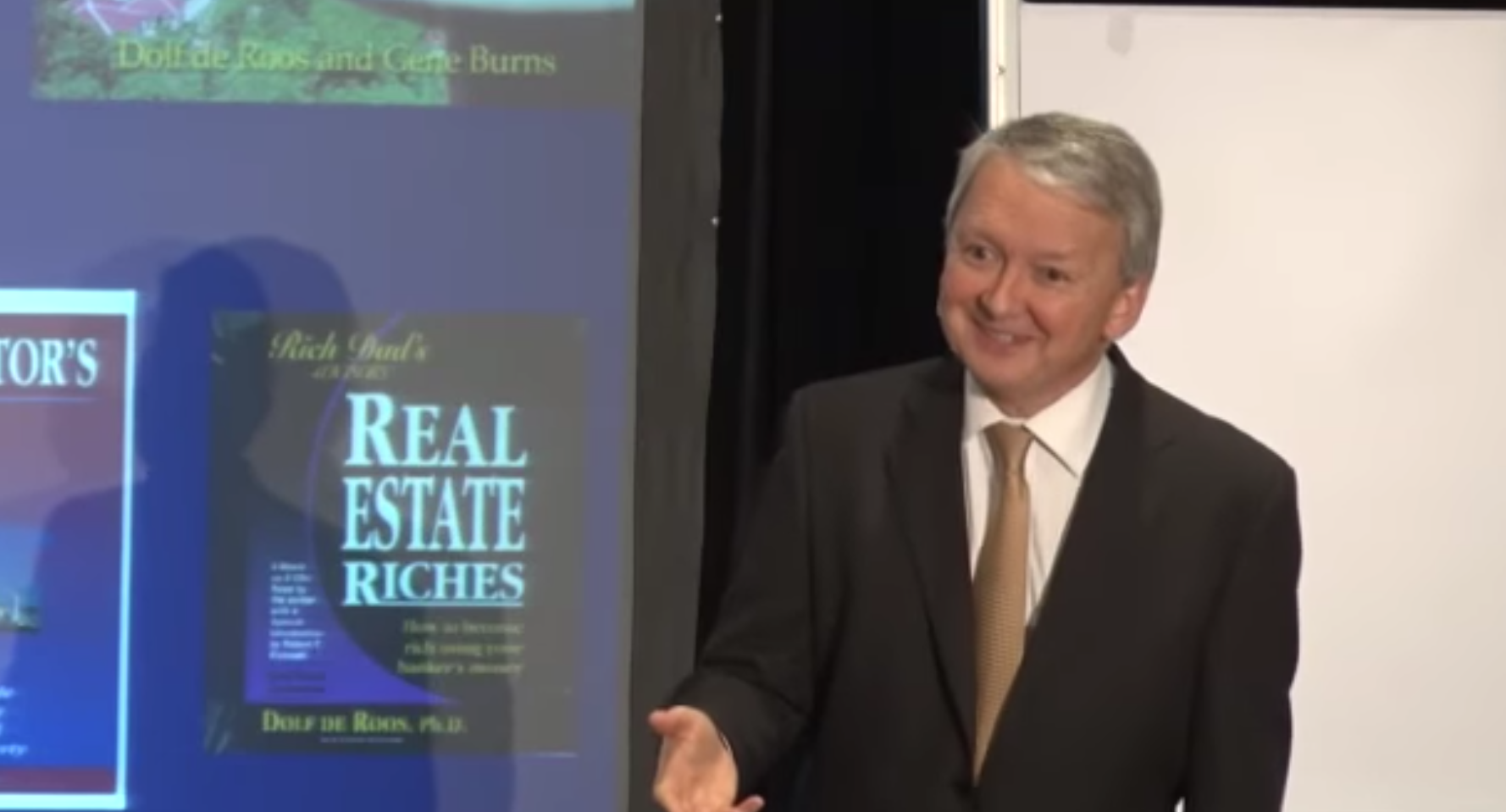 Dolf de Roos - The World Of Commercial Real Estate - Part 2